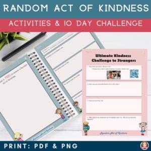 random act of kindness activities